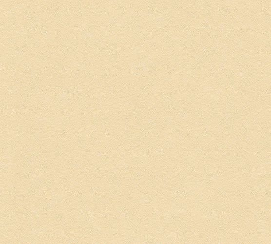 Non-woven wallpaper plain textured light yellow AP 35111-3 online kaufen