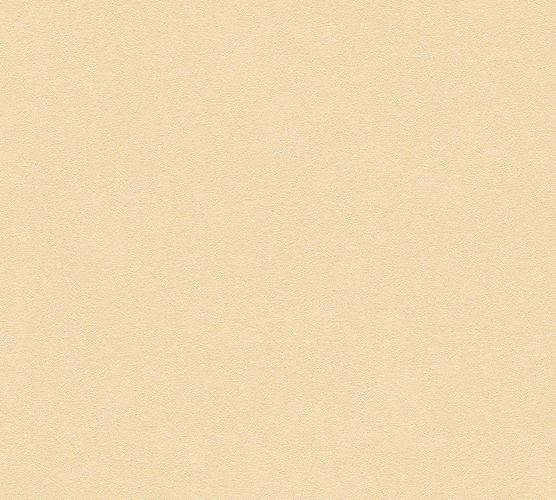 Non-woven wallpaper plain textured light yellow AP 35111-3 online kaufen