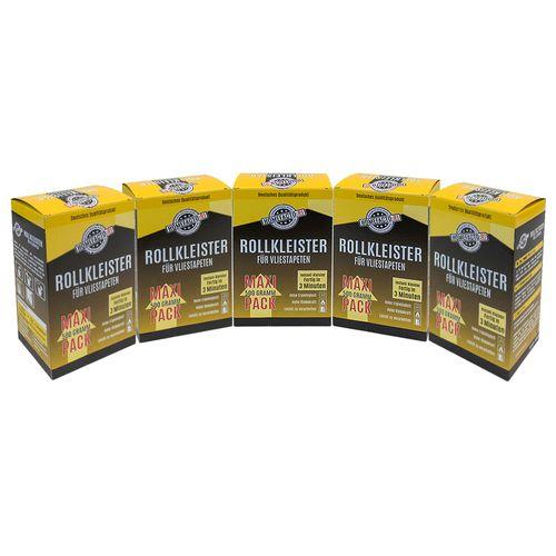 5x Maxi-Pack Rollkleister Vlieskleister Vlies Tapeten Kleister 2,5kg online kaufen