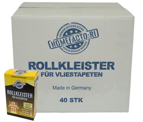 40x Maxi Pack Non Woven Wallpaper Paste Adhesive Paste 20kg online kaufen