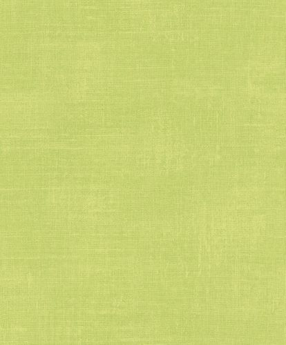 Wallpaper Rasch plain design mottled green 803877