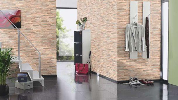 Vliestapete Rasch Holz-Optik 3D beige grau 939804  online kaufen