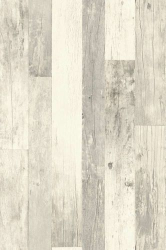 Wallpaper Rasch wood design vintage cream white 941647  online kaufen