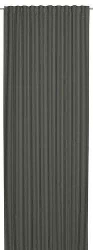 Loop Curtain blackout Midnight plain design grey 198121 online kaufen