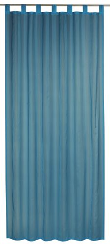 Loop Curtain transparent Update striped blue 198381 online kaufen