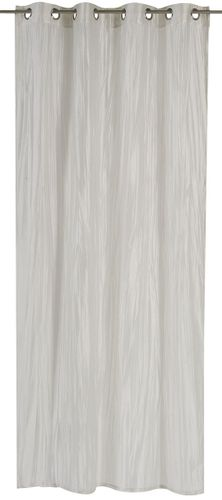 Eyelet Curtain semi-transparent Nomadi plain white 198596 online kaufen