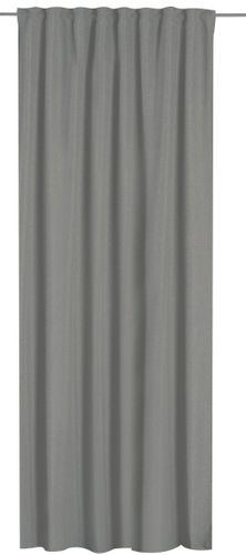Loop Curtain blackout Sundown plain grey 198725 online kaufen