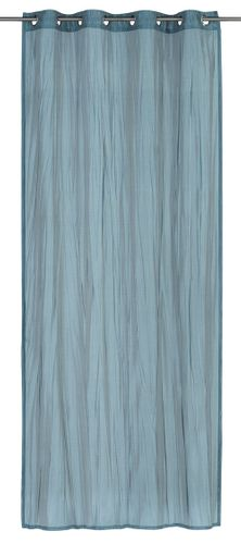 Eyelet Curtain semi-transparent Nomadi Crash blue 199555 online kaufen