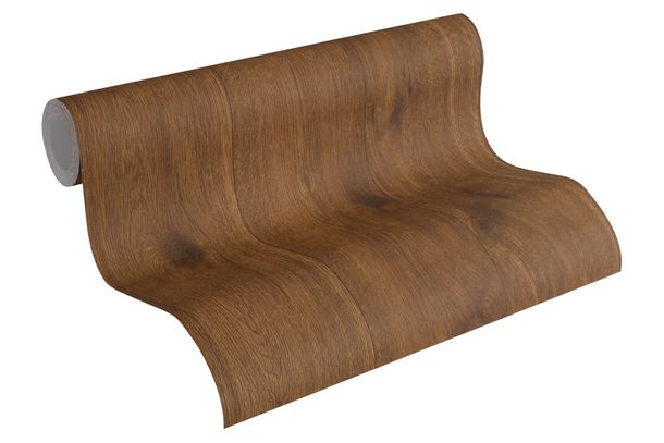 Wallpaper wooden board style brown AS Creation 30043-1 online kaufen