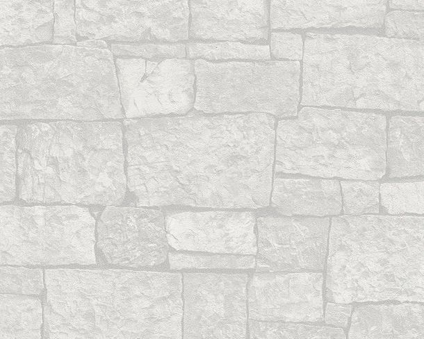 Wallpaper stone wall style grey AS Creation 31994-1 online kaufen