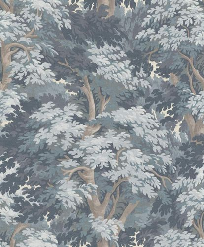 Wallpaper BARBARA Home forest trees nature blue 528251 online kaufen