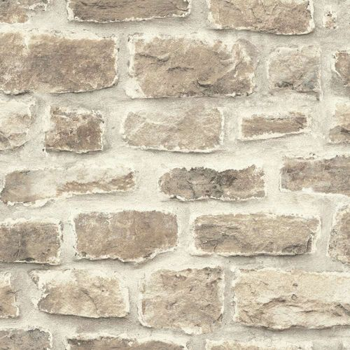 Wallpaper Barbara Becker bb stone design beige grey 860610 online kaufen