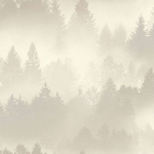 Wallpaper Barbara Becker bb forest grey taupe 860825