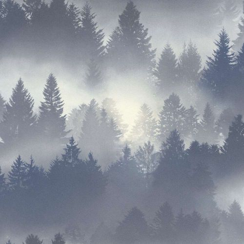 Wallpaper Barbara Becker bb forest blue grey 860832 online kaufen