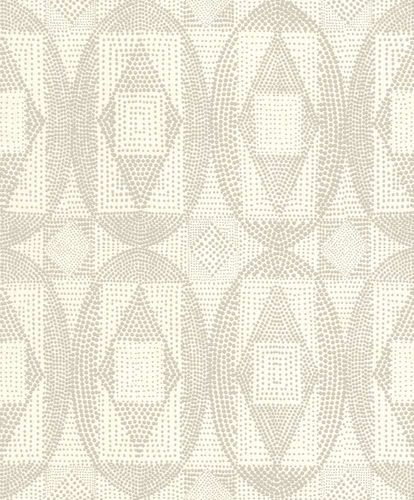 Wallpaper Barbara Becker bb graphic ethno grey taupe 861815 online kaufen