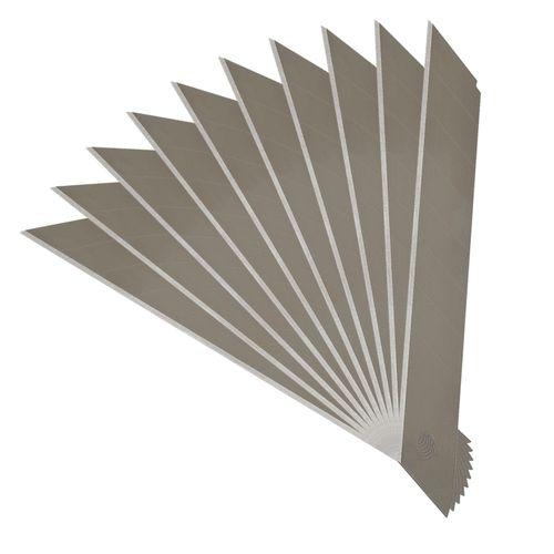 1 Paket mit 10 Stück Ersatzklingen für Cuttermesser 18mm online kaufen