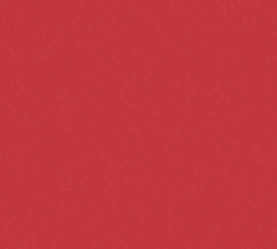 Kids Wallpaper plain design red 35566-4