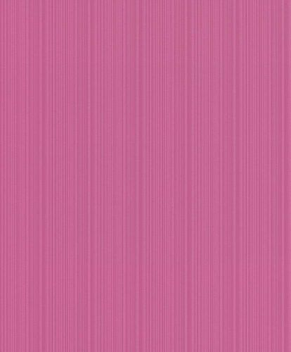 Vliestapete Rasch Streifen Struktur pink 804188