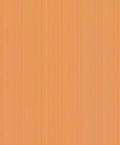 Non-woven Wallpaper Rasch stripes texture orange 804218 online kaufen