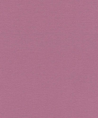 Non-woven Wallpaper Rasch plain texture purple 804386