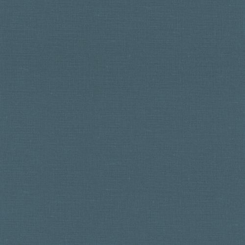 Non-woven Wallpaper Rasch plain texture design blue 937428