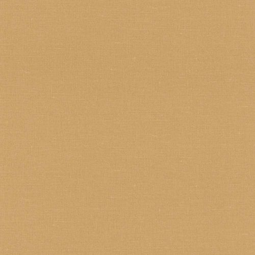 Non-woven Wallpaper Rasch plain texture design gold 937435