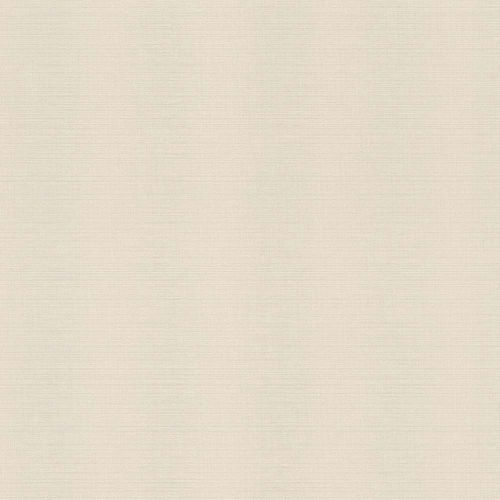 Non-woven Wallpaper Rasch plain texture design beige 937459