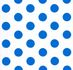 Kids Wallpaper Die Maus dots white blue 05213-10 001