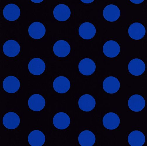 Kids Wallpaper Die Maus dots blue dark blue 05213-50 online kaufen