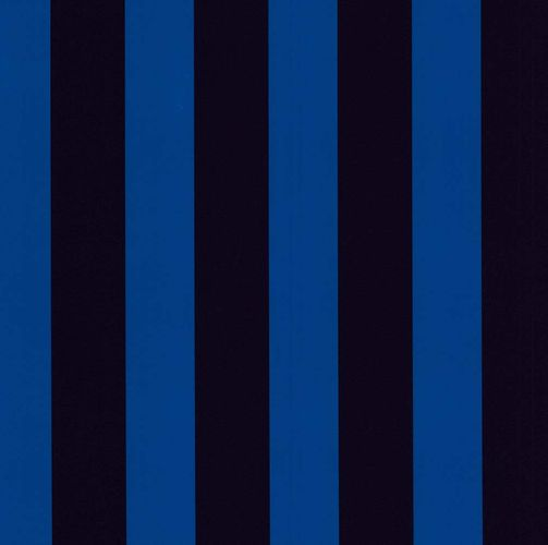 Kids Wallpaper Die Maus stripes blue dark blue 05215-10 online kaufen