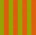 Kids Wallpaper Die Maus stripes orange green 05215-30 001