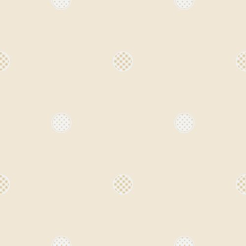 Kids Wallpaper circle pattern beige grey 303247 online kaufen
