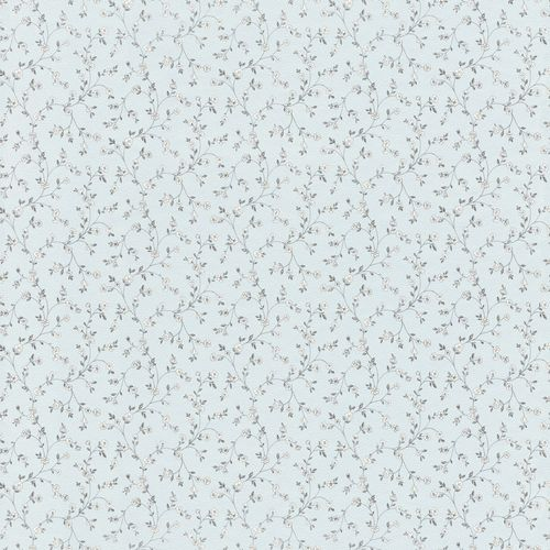Wallpaper Rasch Textil bloom tendril light blue grey 288772 online kaufen