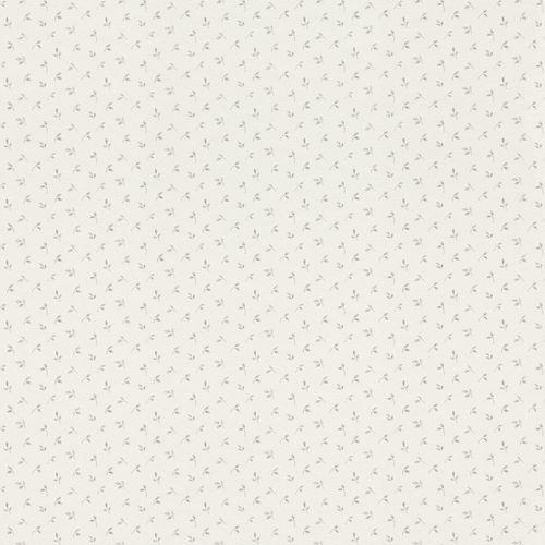 Vliestapete Rasch Textil Blätter weiß hellgrau 288918 online kaufen