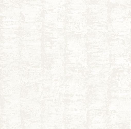 Kretschmer Deluxe Wallpaper striped white metallic 41001-10