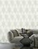 Deluxe by Guido Maria Kretschmer Wallpaper orient glass beads white silver 41006-10 2