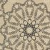 Kretschmer Deluxe Wallpaper mandala gold black glitter 41007-40 001