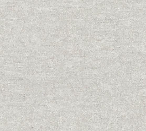 Vliestapete Uni Struktur grau livingwalls 35999-3
