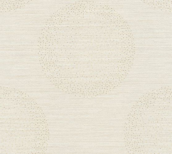 Wallpaper circle mottled cream beige livingwalls 36005-1 online kaufen