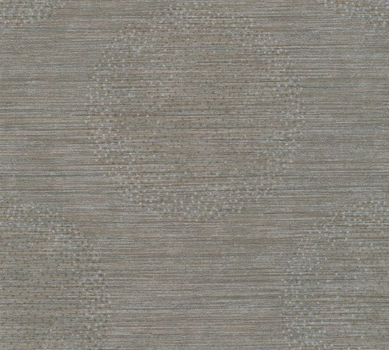 Wallpaper circle mottled brown silver livingwalls 36005-3 online kaufen