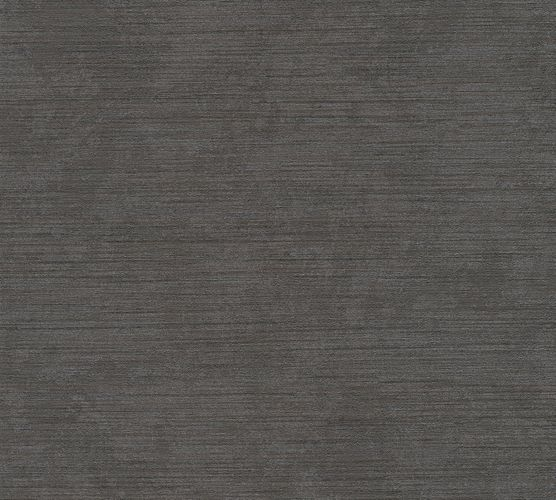 Wallpaper mottled dark brown silver livingwalls 36006-7