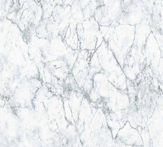 Wallpaper Neue Bude 2.0 marble design white grey 36157-2 online kaufen