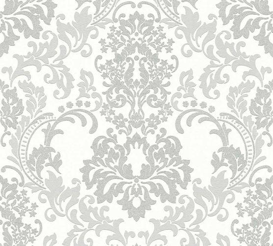 Wallpaper Neue Bude 2.0 baroque white grey 36166-4 online kaufen
