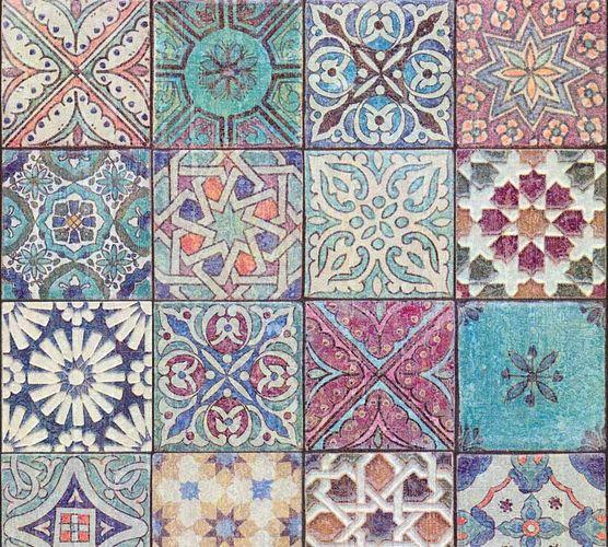 Vliestapete Neue Bude 2.0 Mosaik Fliesen-Optik bunt 36205-1 online kaufen