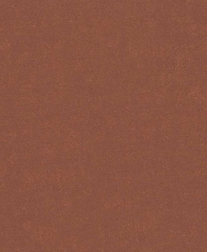 Wallpaper plain textured red brown Erismann 5938-06