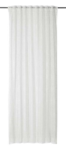 Loop Curtain plain offwhite semi-transparent Charisma 198978 online kaufen