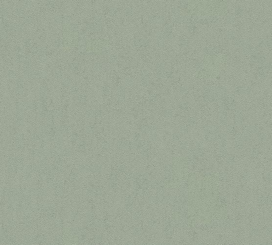 Wallpaper plain texture green grey AS Creation 3561-61 online kaufen