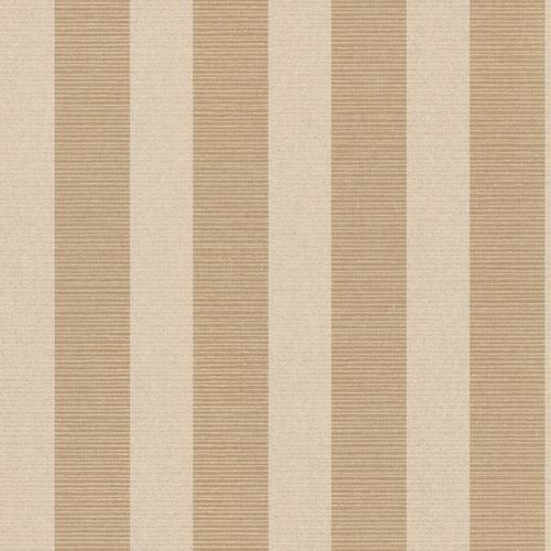 Non-woven Wallpaper Block Stripes beige Metallic 228655