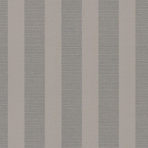 Non-woven Wallpaper Block Stripes taupe Metallic 228679