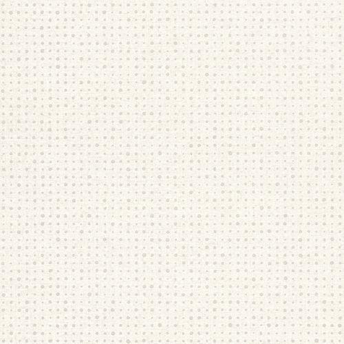 Vliestapete Punkte weißgrau grau Metallic Design 228822